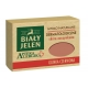 BIAŁY JELEŃ Allergy Pharmacy DERMATOLOGICAL NATURAL SOAP with RED CLAY 125 g