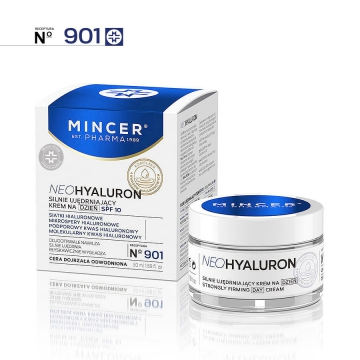 MINCER PHARMA NeoHyaluron N˚901 STRONGLY FIRMING DAY CREAM