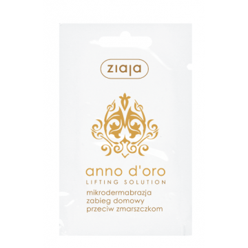 ZIAJA Anno d'Oro 40+ MICRODERMABRASION LIFTING SOLUTION