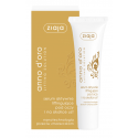 ZIAJA Anno d'Oro 40+ ACTIVELY LIFTING SERUM UNDER EYES & LIPS AREA