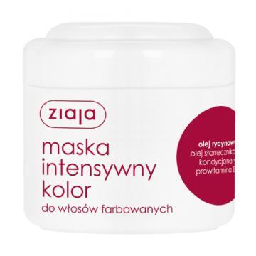 ZIAJA Intensive Hair Care MASK INTENSIVE COLOR