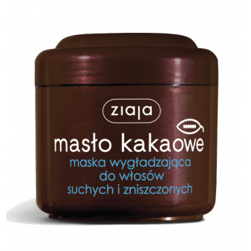 ZIAJA Cocoa Butter SMOOTHING HAIR MASK