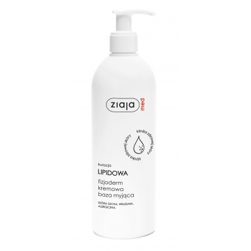 ZIAJA MED LIPID Treatment PHYSIODERM CREAMY CLEANSING BASE