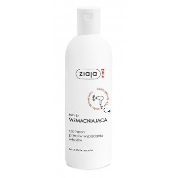 ZIAJA MED HAIR & SCALP Treatment ANTI-HAIR LOSS SHAMPOO