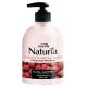 JOANNA Naturia LIQUID SOAP WITH BODY LOTION RASPBERRY