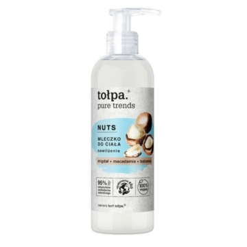 TOŁPA PURE TRENDS NUTS BODY LOTION HYDRATION