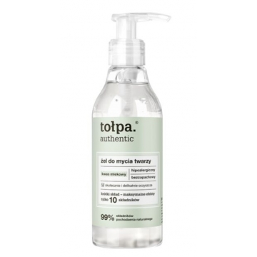 TOŁPA AUTHENTIC FACE CLEANSING GEL