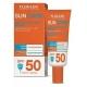 FLOSLEK Sun CARE ANTI-SPOT CREAM GEL SPF50