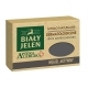 BIAŁY JELEŃ Allergy Pharmacy DERMATOLOGICAL NATURAL SOAP WITH ACTIVATED CARBON